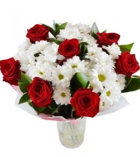 Украина и мир цветы доставка