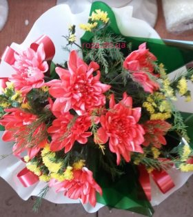 Букет на вкус флориста