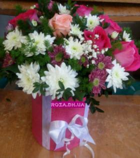 заказ и доставка цветов Донецк