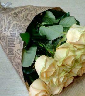 букет роз Макеевка