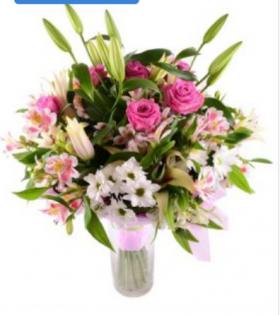 доставка цветов шахтерск
