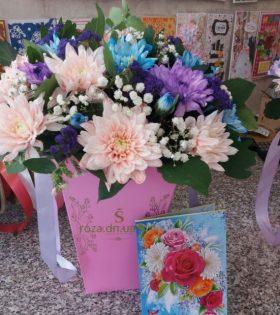 Доставка цветов Иловайск