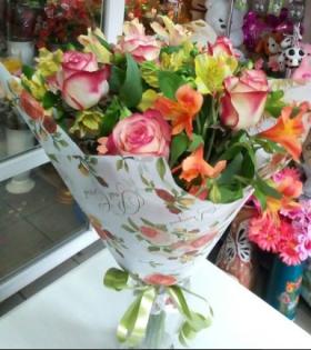 Доставка цветов Донецк Макеевка